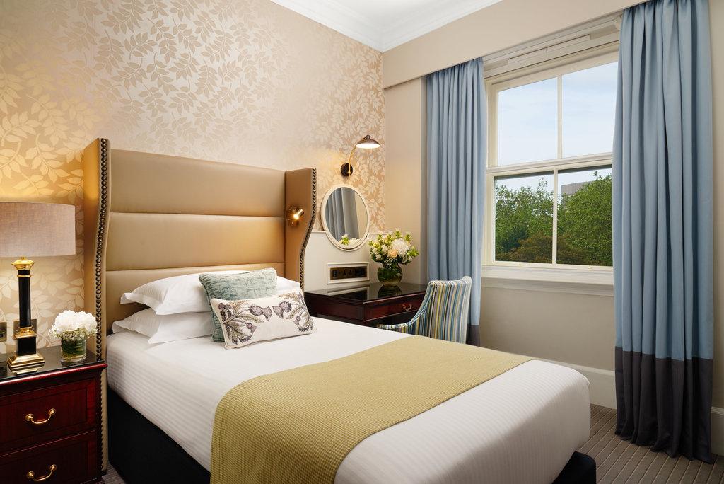 ベイリーズホテルの客室