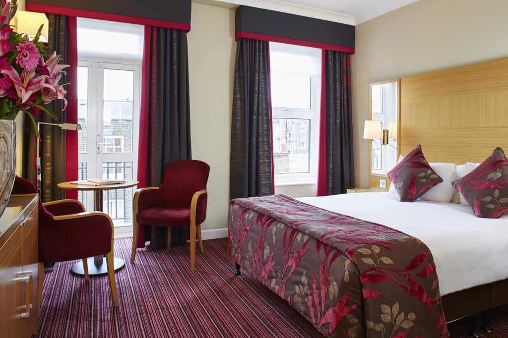 ザレンブラントホテルの客室