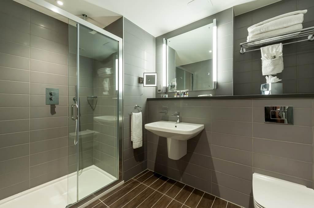 メルキュールロンドンパディントンのバスルーム