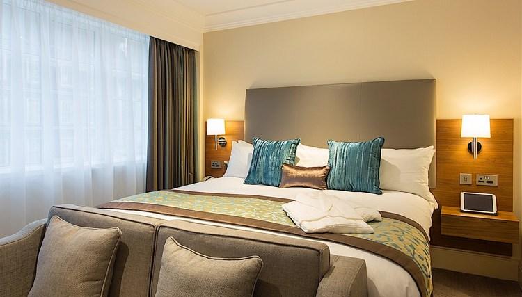 アンバホテルマーブルアーチの客室