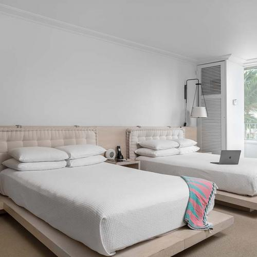 ザモダンホノルルの客室